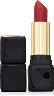 Son kem – Guerlain Kiss-Kiss Shaping Cream Lip Color Lipstick for Women, No. 320 Red Insolence, 0.12 Ounce