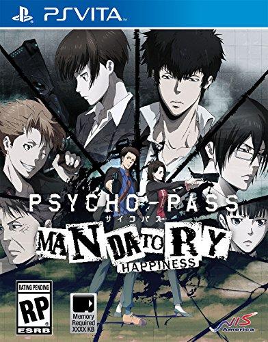 PSYCHO-PASS: Mandatory Happiness - PlayStation Vita Standard Edition