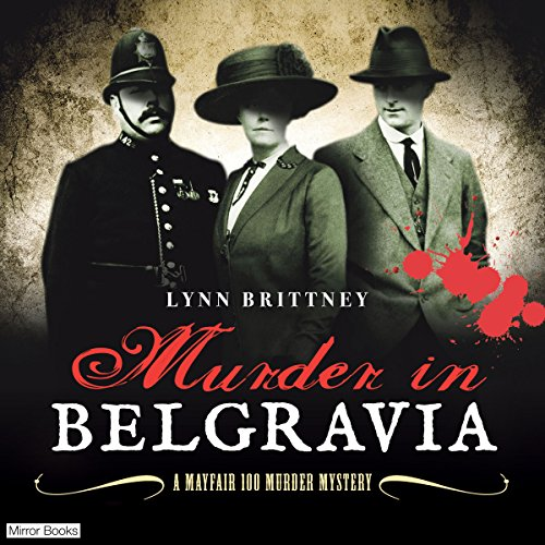 Murder in Belgravia audiobook cover art