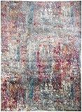 Luxor Living Vintageteppich Rossini, Verschiedene Designs, gewebt, hohe Qualität, Farbe:Bunt, Größe:200 x 285 cm