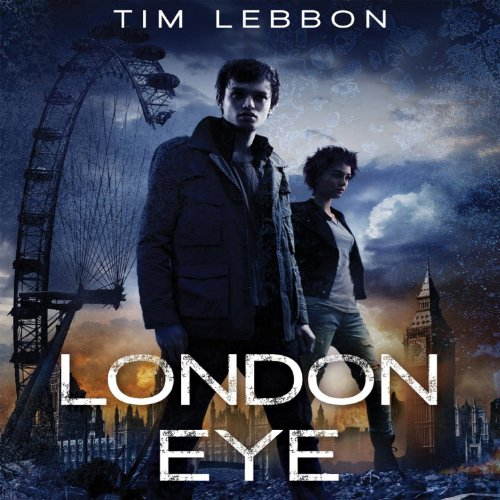 London Eye audiobook cover art
