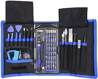Precision Screwdriver Set Magnetic Screwdriver Kit Professional Tool Kit for Reparing Cell Phone iPhone iPad Laptop Smartp...