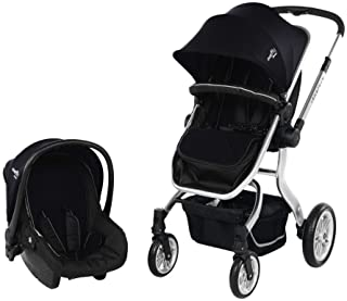 Evenflo Legacy LX Color Negro, Carriola, 2 piezas MEX