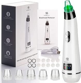 Facial Pore Vacuum Blackhead Remover Vacuum Acre Diamond Peeling Microdermabrasion Kit Removal Tool Blackhead Vacuum (888)