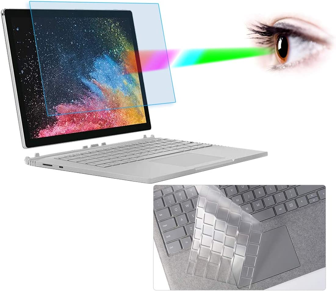 Anti Blue Light Screen Protector Super sale period limited for Directly managed store 2 Surface 13.5 Book In