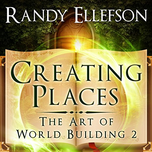 Creating Places audiobook cover art