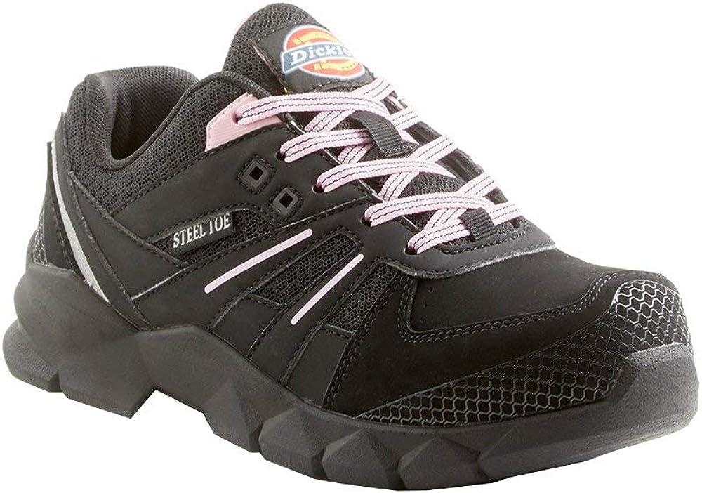 Dickies Women's Rook Steel Toe Eh Industrial Shoe