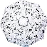 Cheeky Chunk White Umbrella