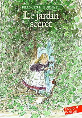 Le jardin secret - Folio Junior - A partir de 10 ans