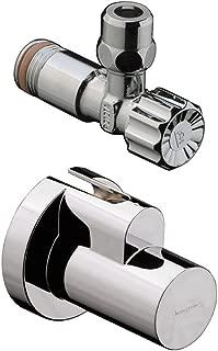 hansgrohe angle valve