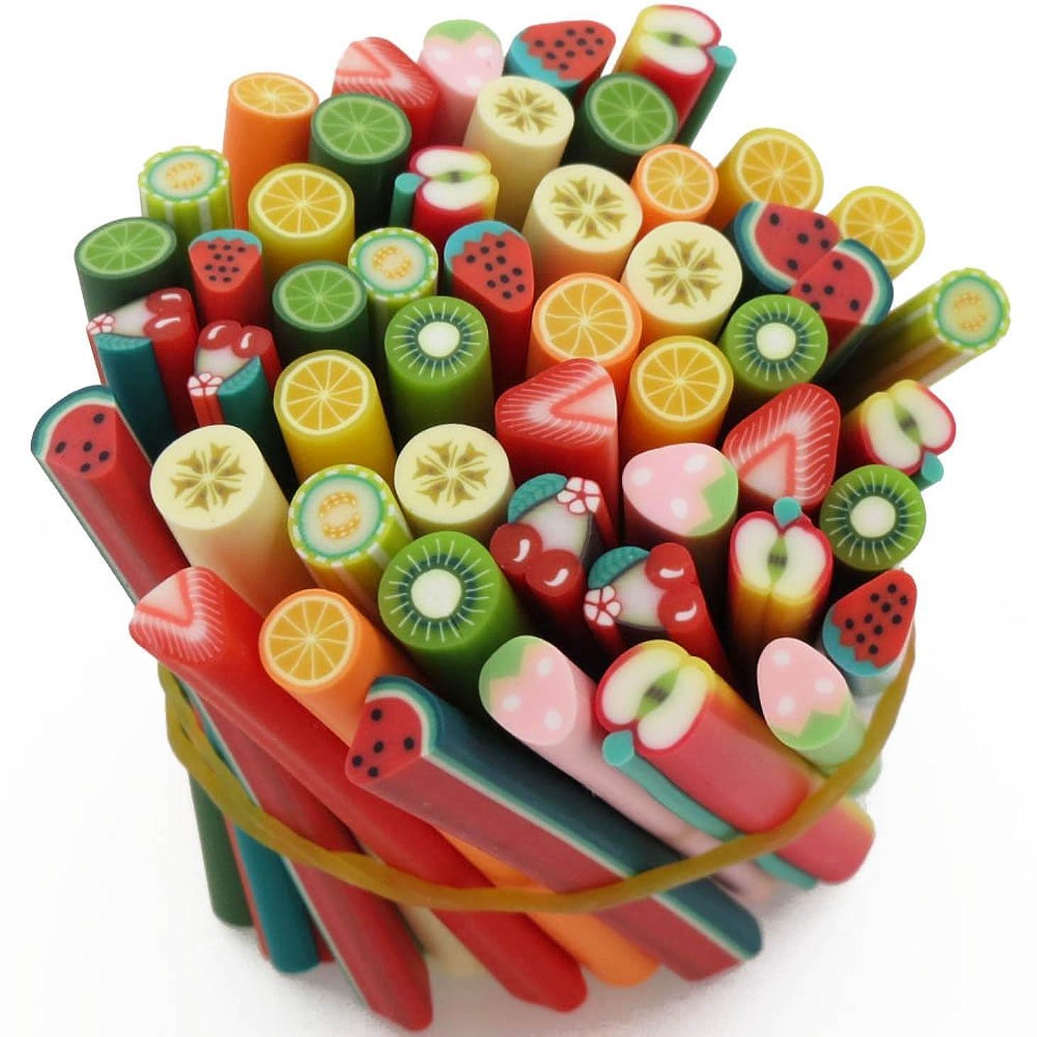 印象的な主流成長するスライス棒 人気フルーツ棒 12種類限定 約50本セット