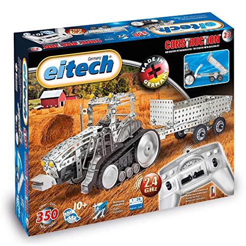 RC Auto kaufen Traktor Bild: Eitech 00023 - Metallbaukasten