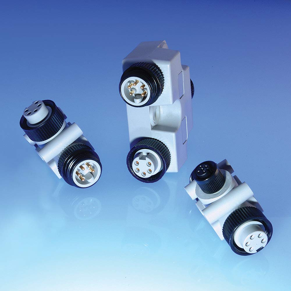 Molex Shipping included DN3200 Ranking TOP20 DeviceNet Mini-Change Bus Pole Drop Tee Mini-Ch 5