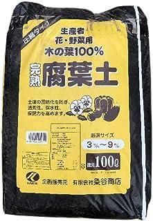 粂谷商店(Kumeyashoten) 腐葉土 圧縮腐葉土 100L