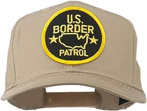 e4Hats.com US Border Patrol Embroidered Patch Cap