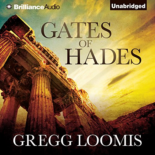 Gates of Hades audiobook cover art