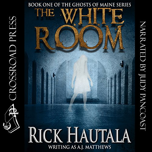 The White Room audiobook cover art