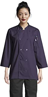 Uncommon Threads Unisex Epic 3/4 Sleeve Chef Shirt