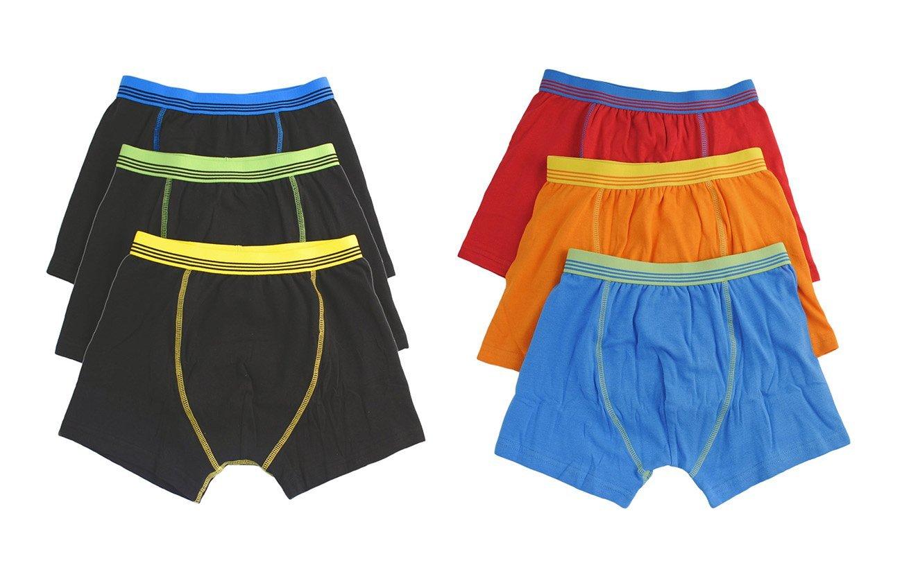 Boy/'s MARVEL AVENGERS  3 pack Ex Store BHS Trunks Boxer Shorts