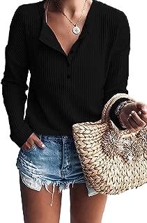 Best black henley womens Reviews