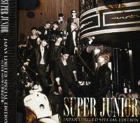 SUPER JUNIOR  JAPAN LIMITED SPECIAL EDITION   -SUPER SHOW3 開催記念盤- (DVD付)