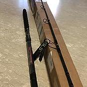 Aluminum giball environ 45.36 kg Penn CARNAGE 2 Bluewater Spinning Fishing Rod 7/' 50-100 Lb