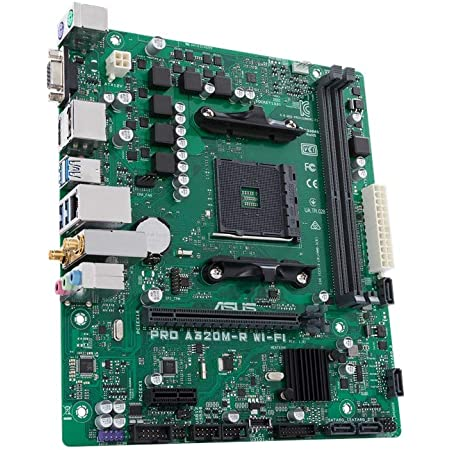Asus Pro A320m R Wi Fi Csm Computers Accessories