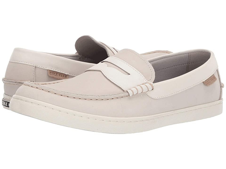 Cole Haan Nantucket Loafer (Pumice Stone/Pristine) Men