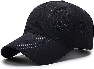Unisex Breathable Quick Dry Mesh Baseball Cap Sun Hat