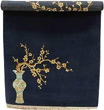 YILONG CARPET 3'x4.7' Chinese Wool Carpet Art Deco Oriental Handmade Chinese Area Rug