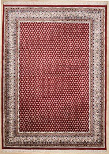 Theko Orient Teppich Teppich Orient Abbas Meraj rot Grösse 200 x 300 cm