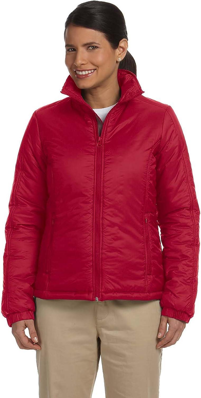 Essential Polyfill Jacket (M797W) Red, 2XL