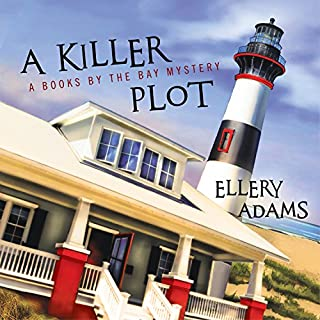 A Killer Plot     Books by the Bay Mystery Series #1              By:                                                                                                                                 Ellery Adams                               Narrated by:                                                                                                                                 Karen White                      Length: 11 hrs     506 ratings     Overall 4.0