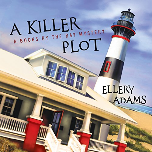 A Killer Plot audiobook cover art