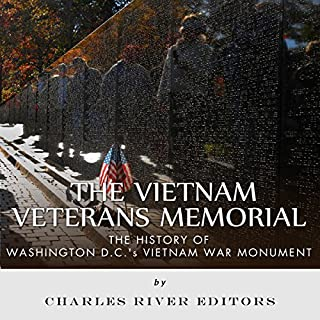 The Vietnam Veterans Memorial audiobook cover art