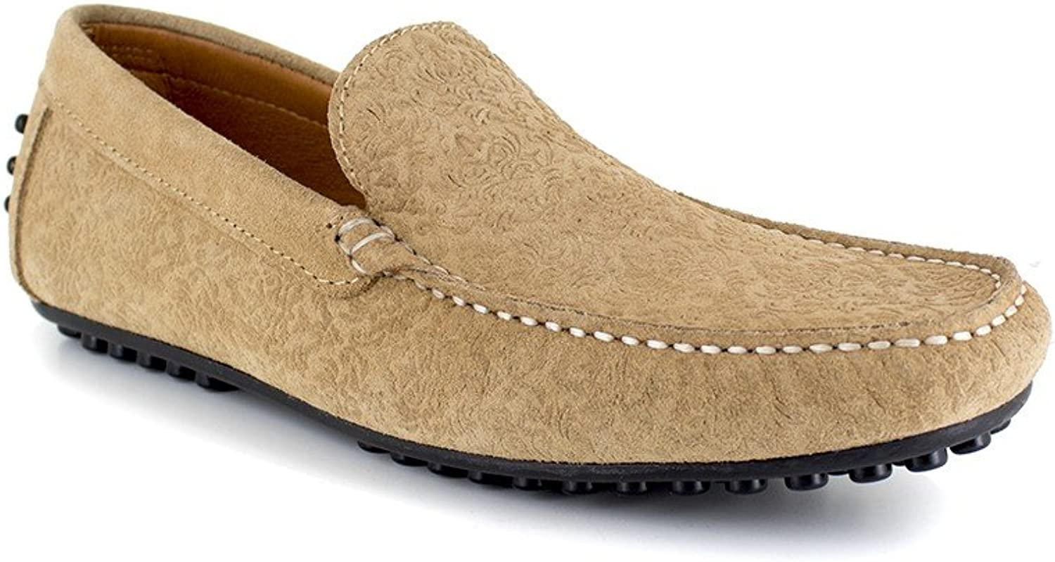 Peter Blade Loafer Sand Leather Durham