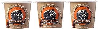 Kodiak Cakes Minute Muffins Pumpkin Dark Chocolate Single Serve Cups (pack of 3)