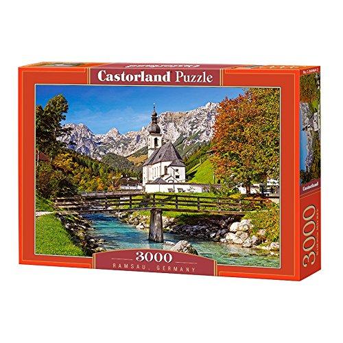 Castorland C-300464 - Puzzle Ramsau, Germania, multicolore