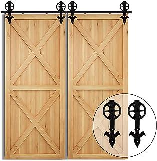 Amazon.es: herrajes puertas rusticas