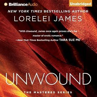 Unwound audiobook cover art