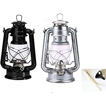 YOGOGO ケロシン(灯油) ランタン ポータブルガラスランタンの装飾屋外キャンプライト キャンプ 防災用 ライト 照明 ランタン 中型