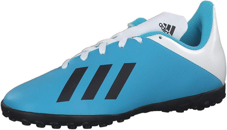 adidas Boys Soccer Shoes Turf Cleats Futsal Children Football X 19.4 New