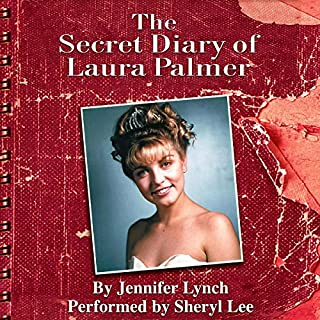 The Secret Diary of Laura Palmer (Twin Peaks) cover art