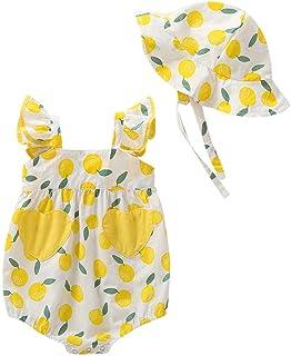 Conjunto de Camisetas Bebé Niño Niña Manga Corta Falda Vestido Verano Primavera Algodón Recién Infantil Camiseta