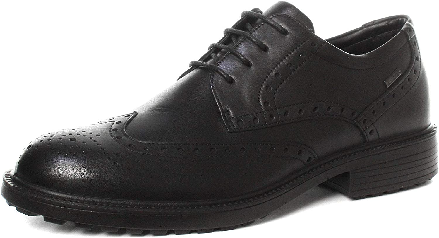 Imac Men's Gibson Imactex Waterproof Brogue Leather Lace-Up shoes M 9582A