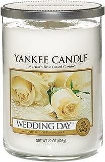 Yankee Candle Wedding Day 2-Wick Tumbler