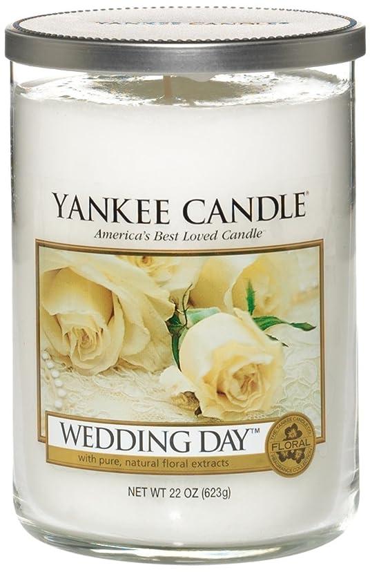 コールド雑多な温度計Yankee Candle Wedding Day 2-wickタンブラー