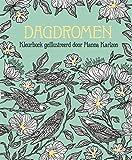 Dagdromen: kleurboek geïllustreerd door Hanna Karlzon