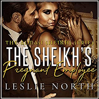 The Sheikh's Pregnant Employee cover art