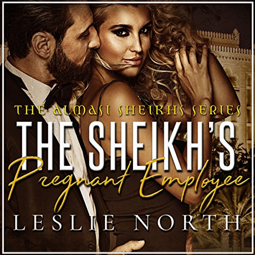 The Sheikh's Pregnant Employee audiobook cover art